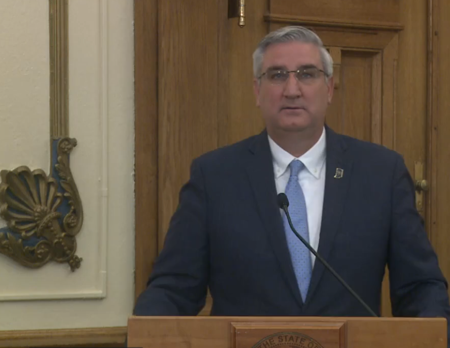 Gov. Holcomb to sign statewide face mask requirement, begins Monday