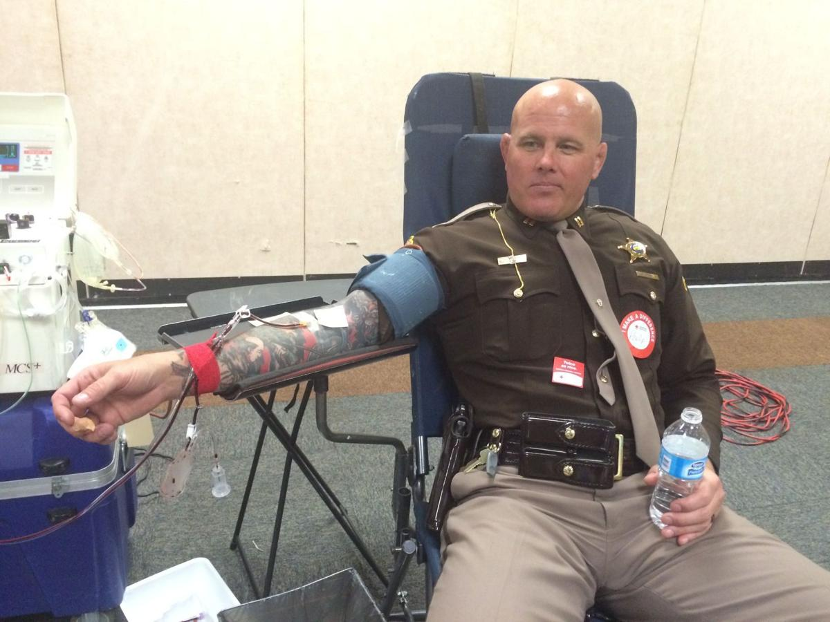 Fallen Officer Blood Drive set for June 20 | Porter County ...