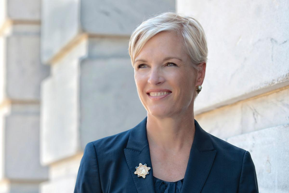 Outgoing president of Planned Parenthood speaks Saturday about new book