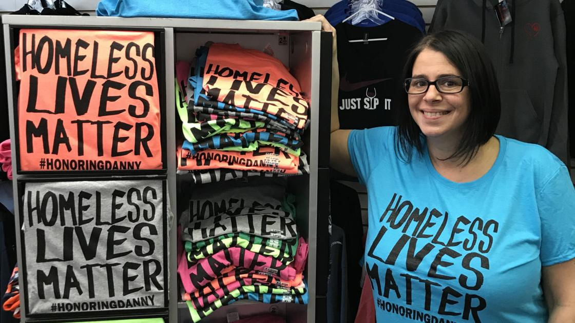 018ad444 Whiting shop selling 'Homeless Lives Matter' T-shirts after brutal murder |  Northwest Indiana Business Headlines | nwitimes.com