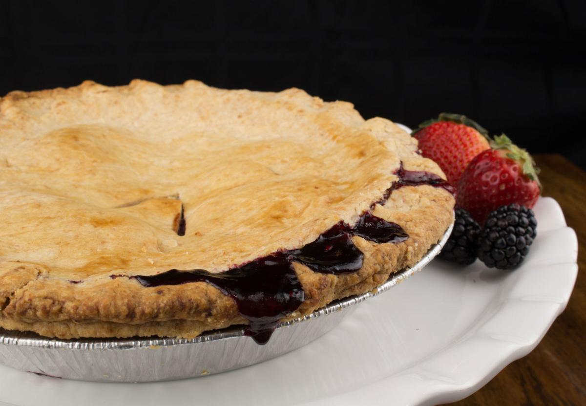 Marilyn's Bakery's Very Berry Pie