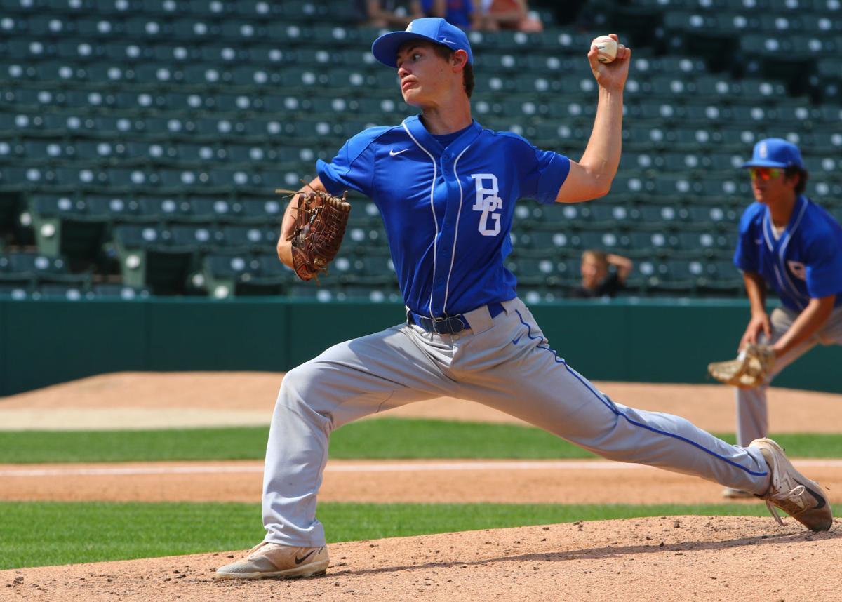 Ty Bothwell, Boone Grove baseball