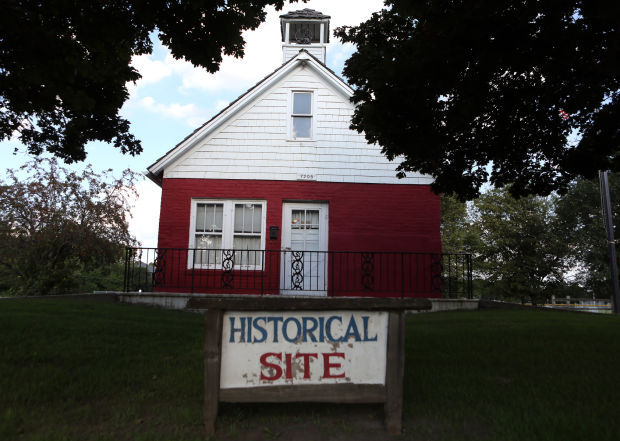 100 Objects Schoolhouse