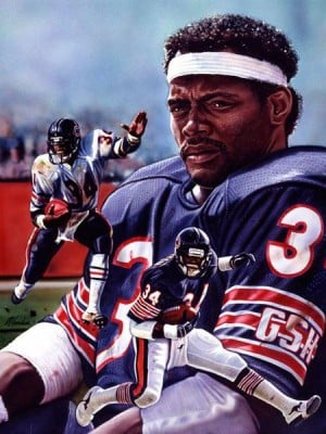 Walter Payton Shoes For Sale