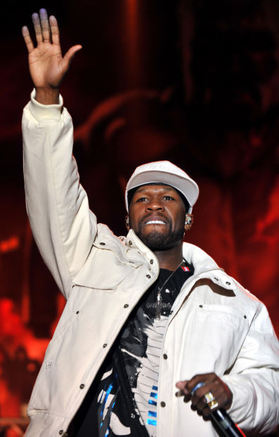 50 Cent to perform at Hammond's Wolf Lake Pavilion