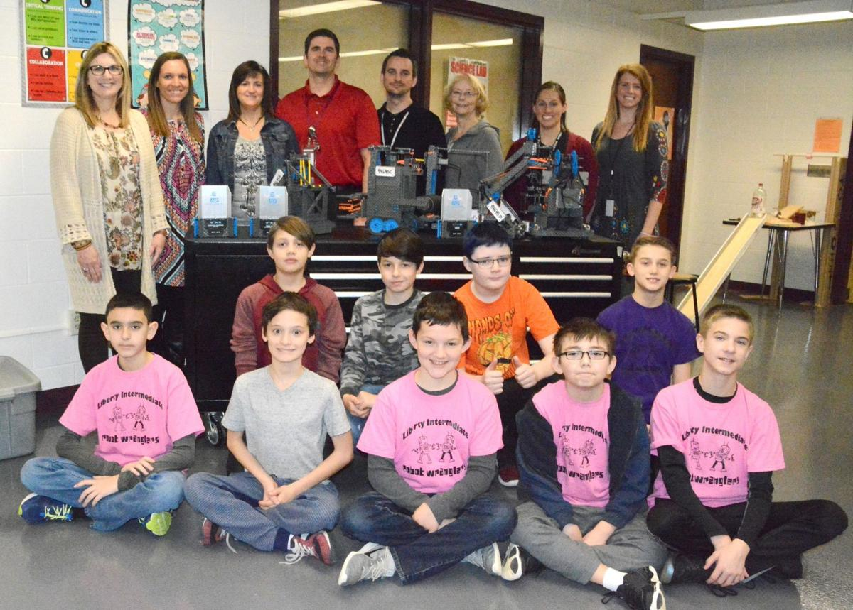 LIS Robotics Club winners head to state