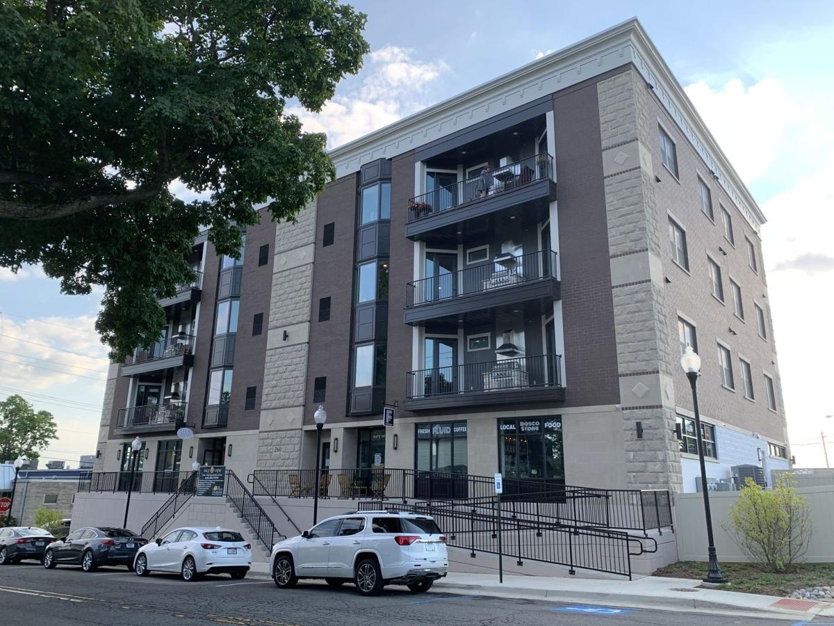 Watch Now New Luxury Apartment Building Opens In Downtown Valparaiso Latest Headlines Nwitimes Com