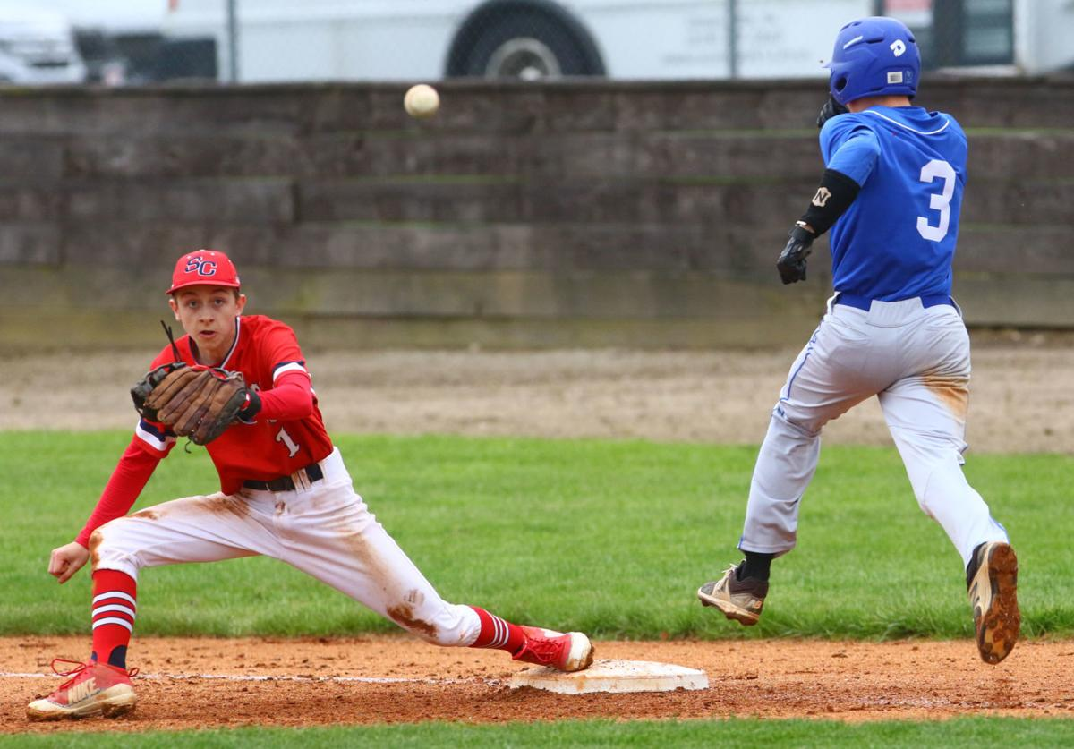 PCC baseball tournament final: Boone Grove vs. South Central