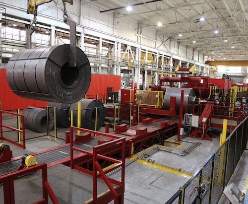 Alliance Steel moving from Illinois to Gary