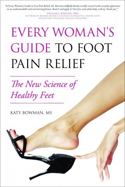 Five steps to healthier feet