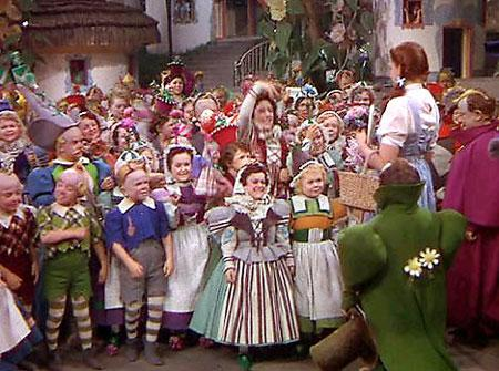 Reader proud of family roots to famed 'Oz' Munchkin