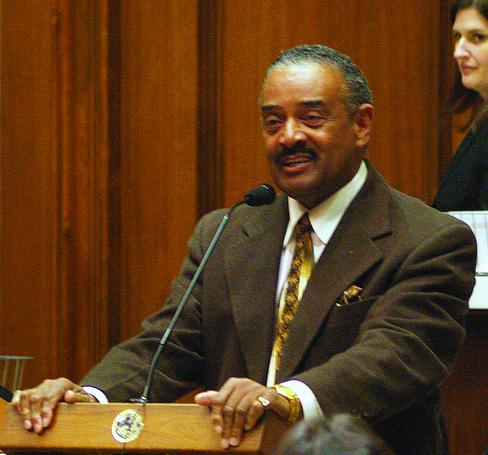 State Rep. Vernon Smith, D-Gary