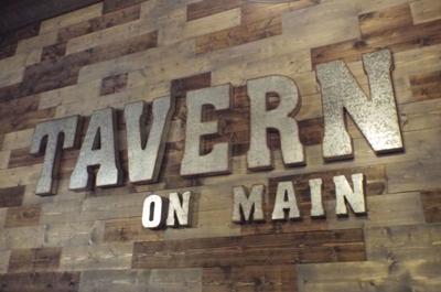 Tavern on Main insignia