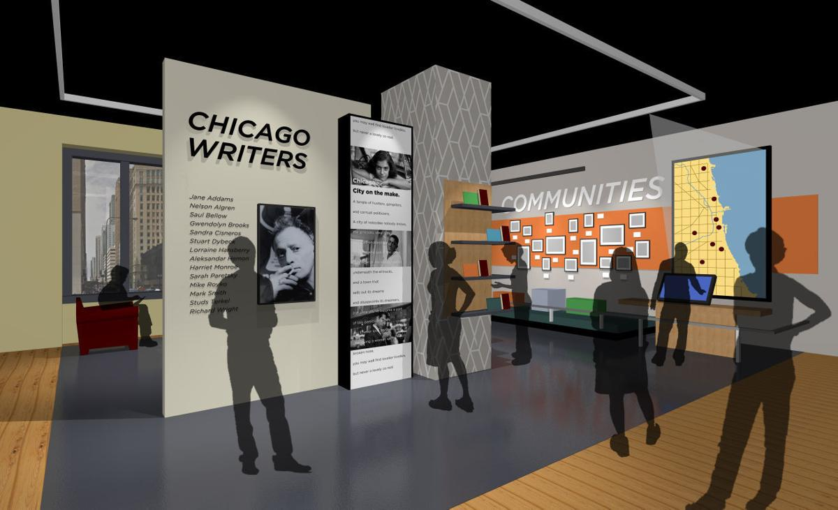 American Writers Museum opens in downtown Chicago next week