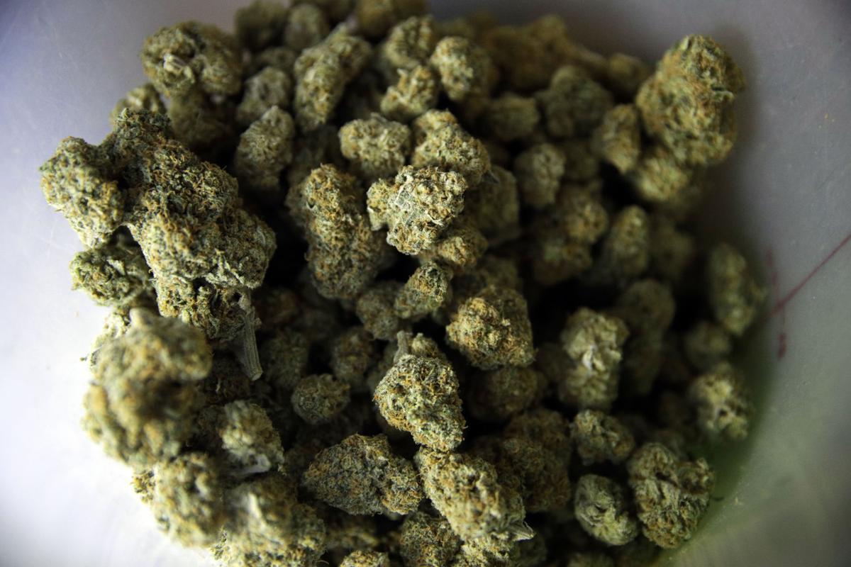 Legalized Pot (TSR)