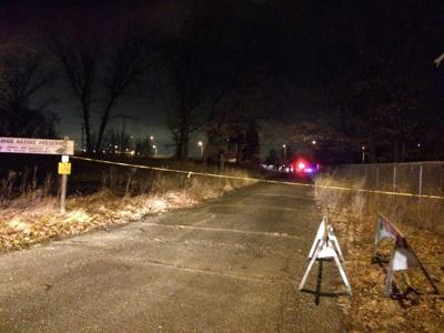UPDATE: Man with stab wounds found near homicide scene