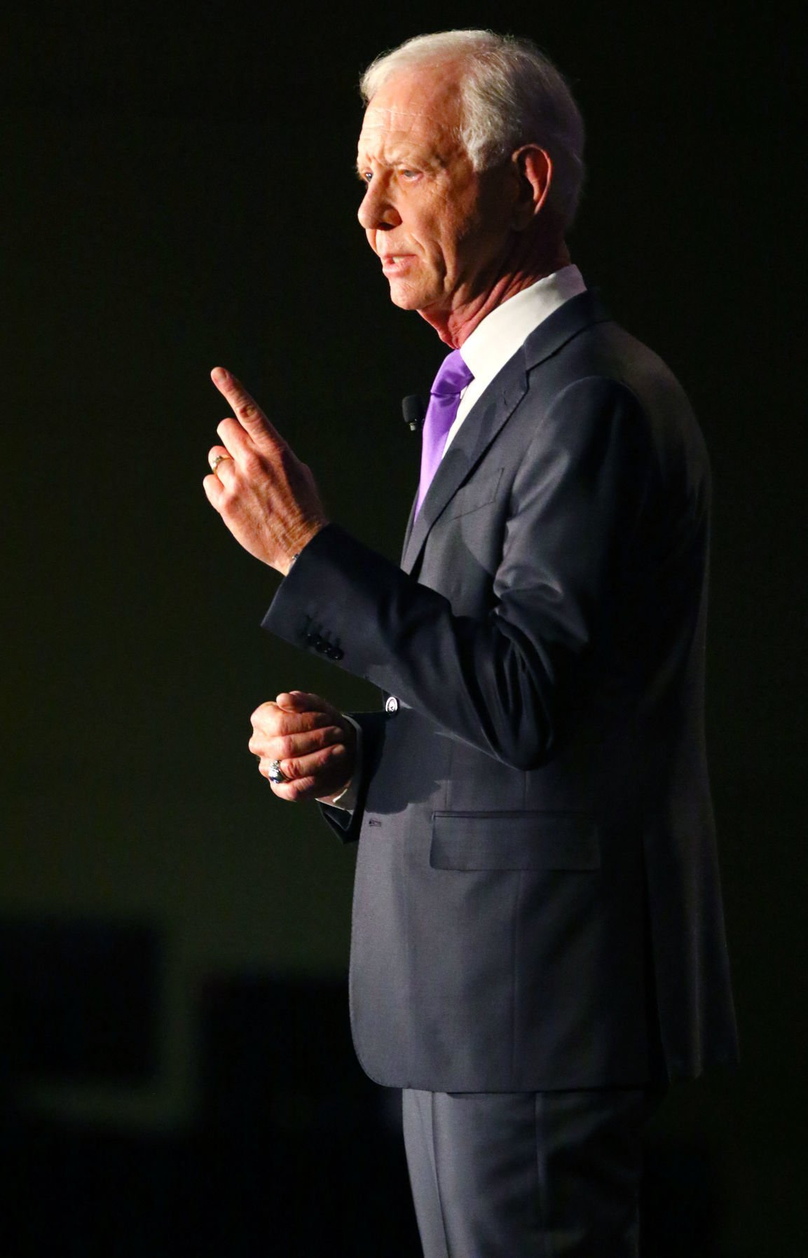 Chesley Sullenberger at Sinai Forum