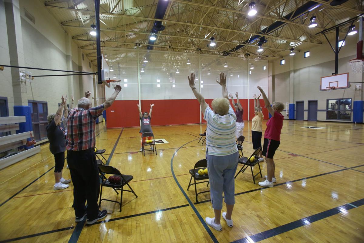 Northwest Indiana fitness programs keep seniors sharp physically and mentally