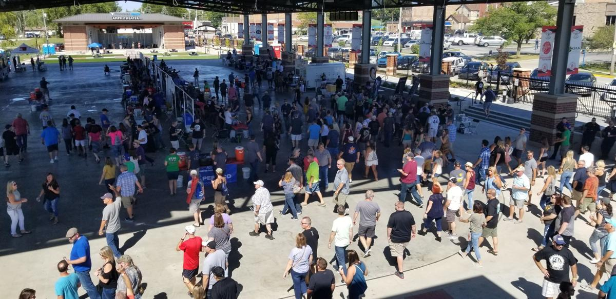 Plans in the works to add locker rooms, concession stand to signature park