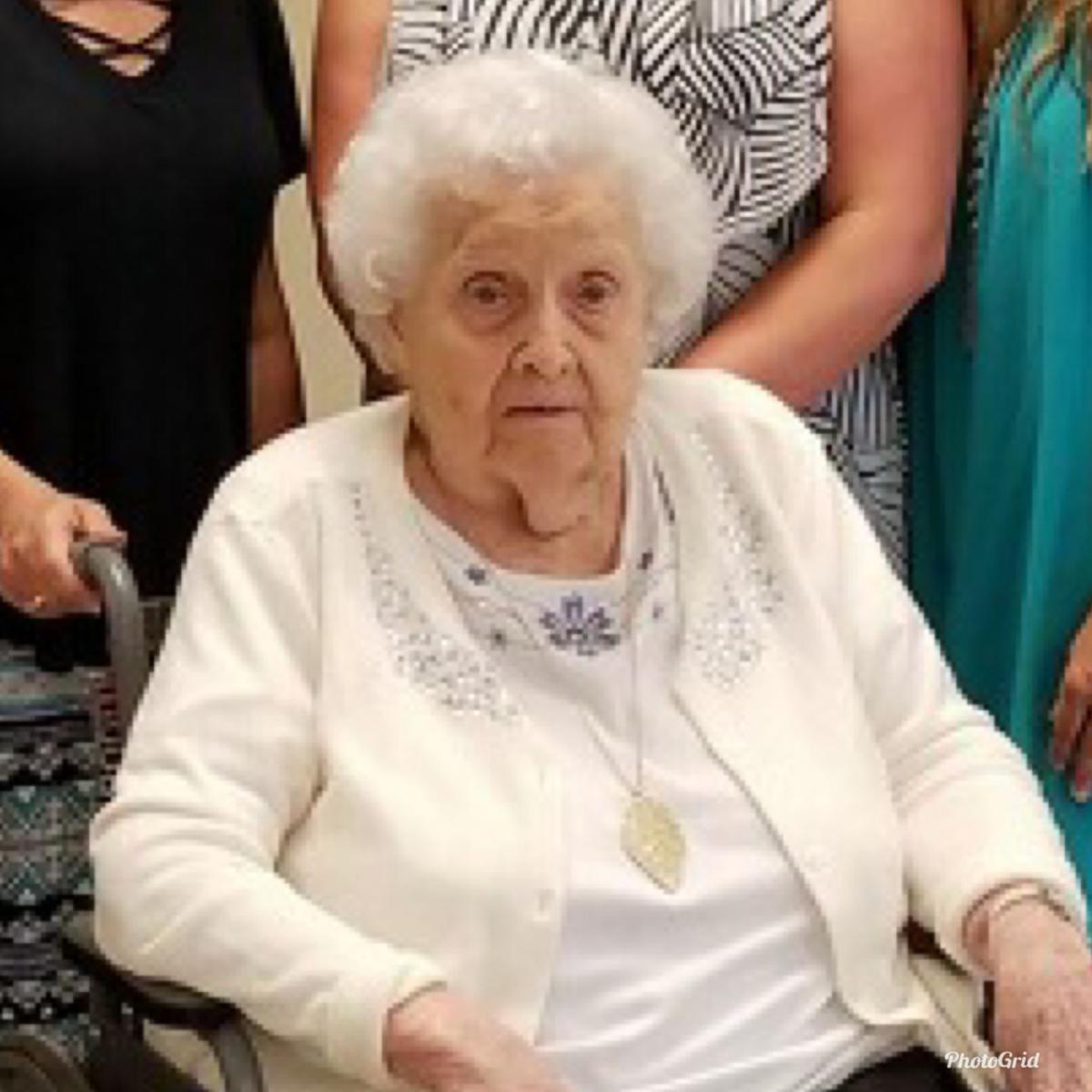 Happy 100th birthday, Marcella Yatsko!
