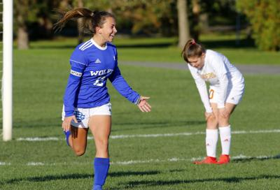 Gallery: Class A girls soccer sectional: Andrean vs. Boone Grove (Lexi)