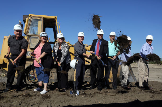 Munster Steel breaks ground on new facility in Hammond