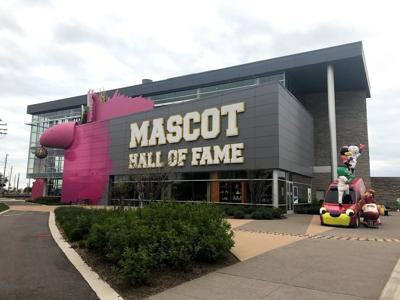 Mascot Hall of Fame to reopen, host comedy show