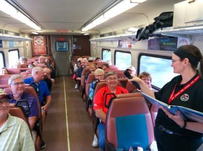 Midwest Rail Rangers resume educational programs on South Shore Line trains