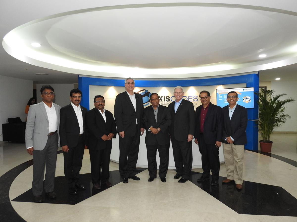 India engineering company to locate headquarters in Indiana following governor's trade mission