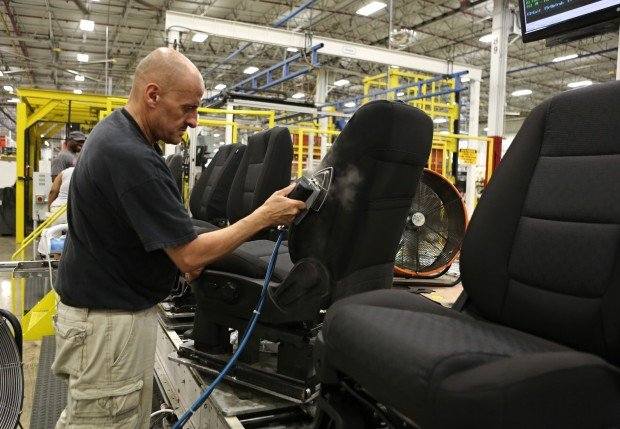 Indiana's auto industry rises to second place nationally