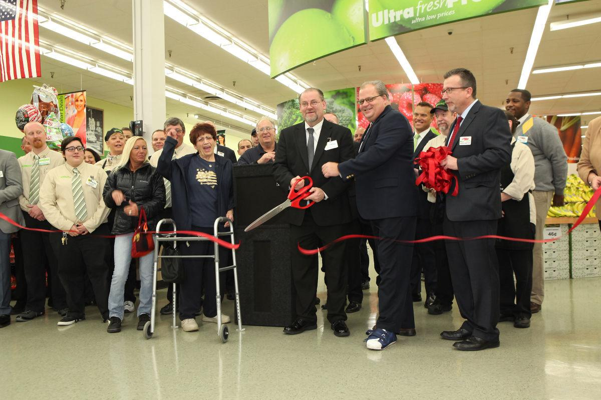 Ultra Foods Re-Grand Opening