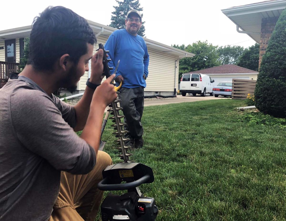 The Family Dream Landscaping Business Brings Father Sons Together
