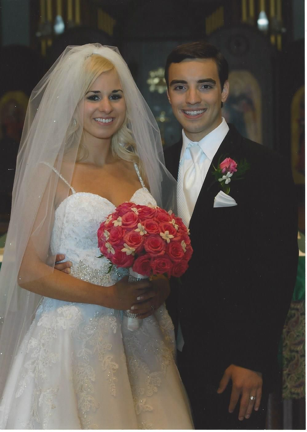 Congratulatons Brandon Lopez and Erica Hauter!