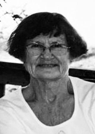 Barbara Jean Absher (nee Brough)