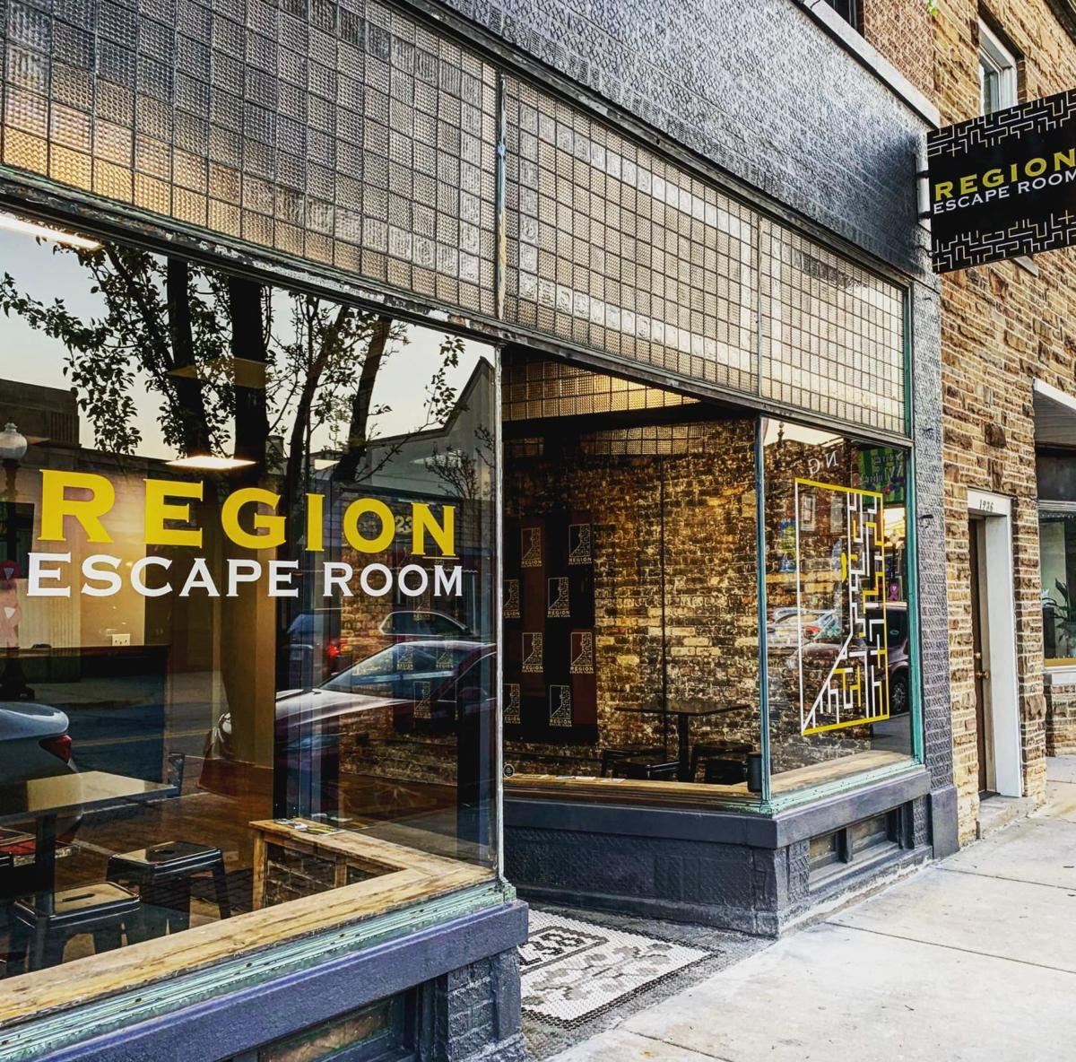 Region Escape Room, conceived of at Pierogi Fest, opens in Whiting