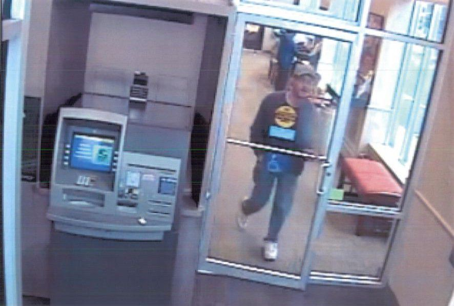 Whiting police seeks tips about man suspected in bank robbery