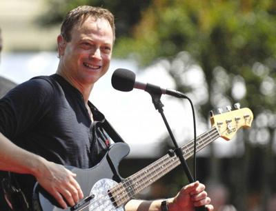 Actor Gary Sinise in Lansing on Sunday to honor vets