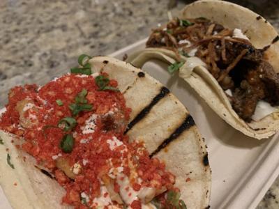 TASTE TEST: Fun flavor pairings make sense at Ricochet Tacos