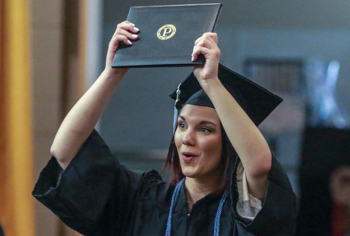 Purdue University Northwest Westville Campus commencement
