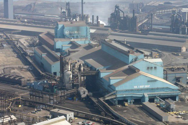 Great Lakes steel production falls by 26,000 tons