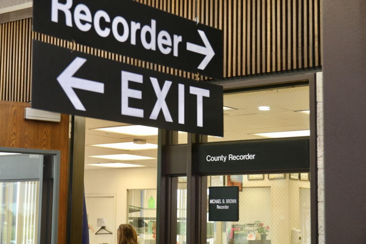 Lake County Recorder's office
