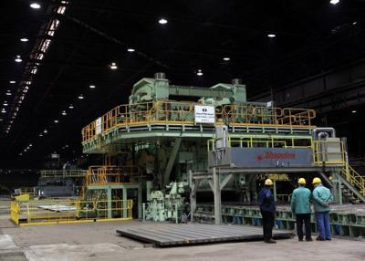 Steel output up by 6.8% this year