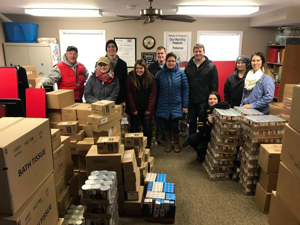 Valparaiso University students give to community, world while learning the ins and outs of business