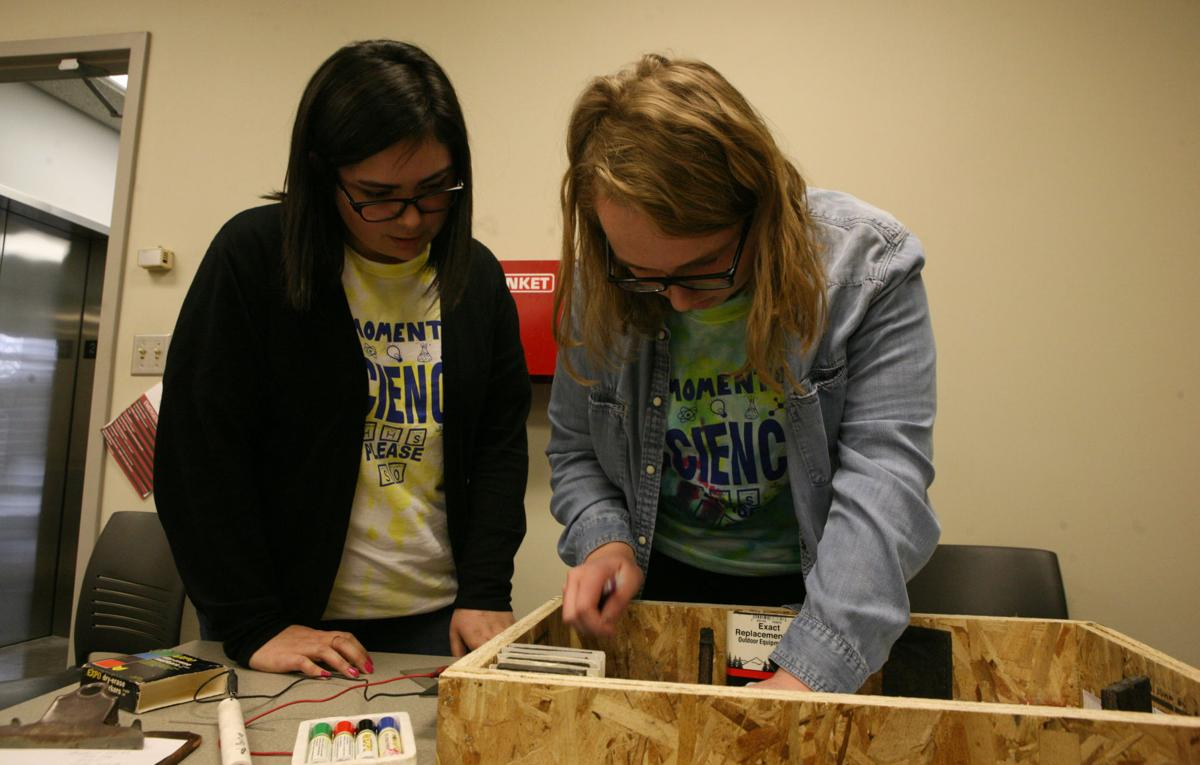 Teams compete at IUN Regional Science Olympiad | Lake County News ...