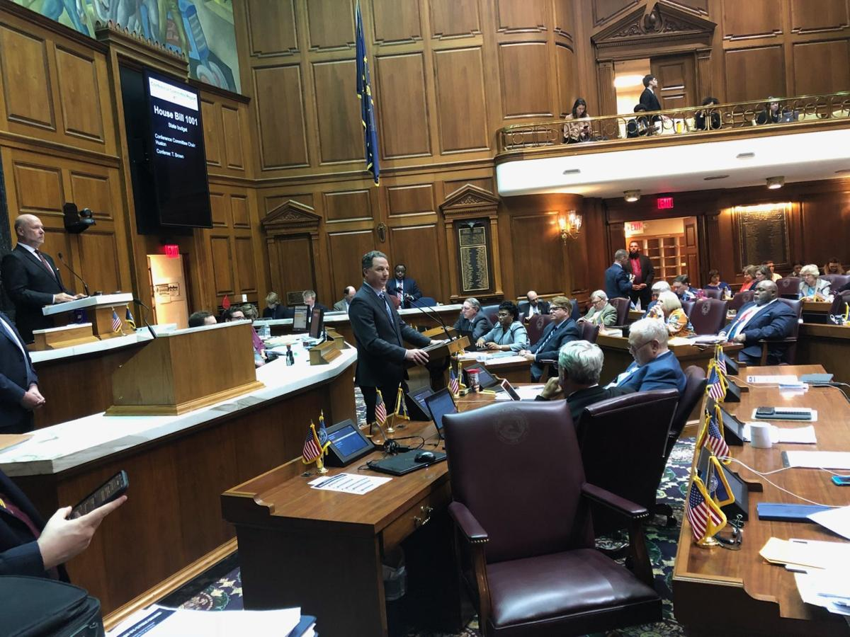 House sponsor of historic Indiana gaming legislation voted against it