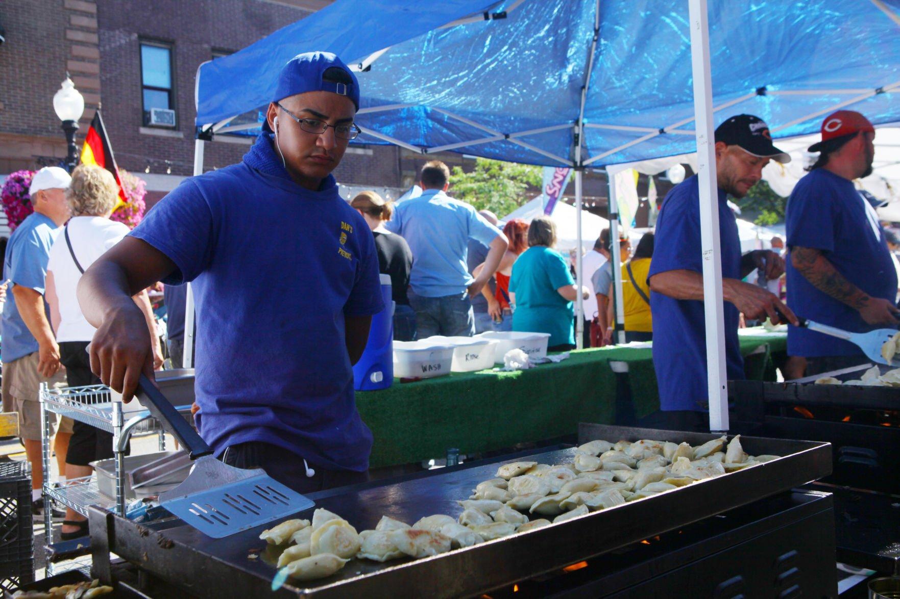 Local committee faces lawsuit threat over pierogi festival