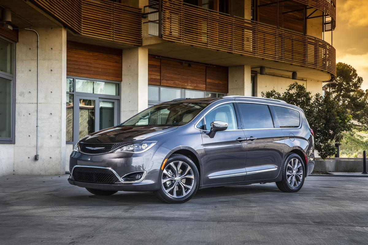 Behind The Wheel-Pacifica or Odyssey