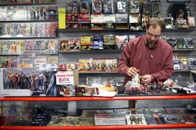 Amazing Fantasy Comics Shop closes in Crown Point