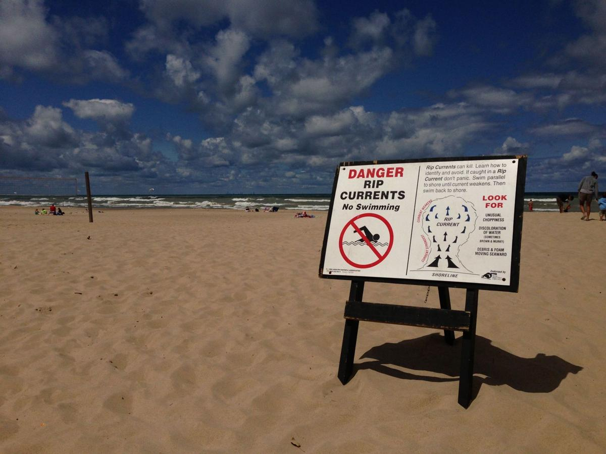 Survivors, victims' families fight for increased Lake Michigan water safety