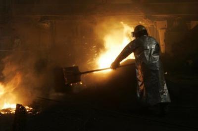 ArcelorMittal Burns Harbor cutting iron costs
